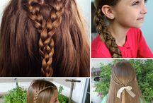 Hair stuff / by Jamie Childers