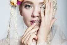 wedding bride close ups / portraits / photos