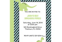 kids invitation inspiration