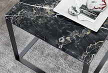 Upgrade für Deine Möbel / Mache mit Naturstein Deine normalen Möbeln zu Hinguckern