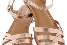 Shoes, sandals, sneaks
