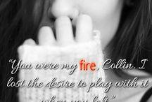 Burned (Ignite Trilogy #1) / Photo Inspirations