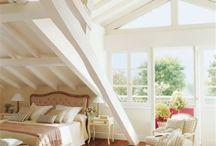 Spaces . Bedrooms