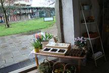 Nature / Planting station