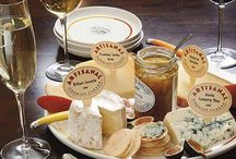 Wine and Cheese Pairings and Parties / Ideas for tasting and sharing wine and cheese-pairings, utensils and accessories, party ideas