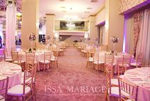 Decoratiuni nunta Valcea cu scaune chiavari aurii
