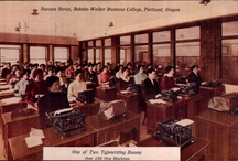 Oregon Colleges / You can also visit http://collegehistorygarden.blogspot.com/ for more information.