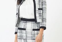 Desk To Dinner / Grab a cocktail with the girls after work with these MUST HAVE workwear looks