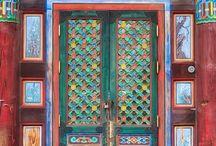 Dörrar, Gates Detaljer etc.... / Doors, windows, gates...