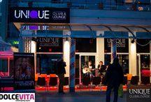 Pokaz mody. Kolekcja butów APIA wiosna/lato 2015 wUNIQUE Club&Lounge Club. / #Majówka w #UNIQUE #Club&Lounge Club #Sopot