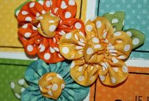 Crafts - Flower Tutorial / by Geri Johnson