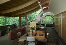 interior decoration / living space from the inside