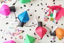 Christmas and New Year / Идеи и материалы для детского праздника