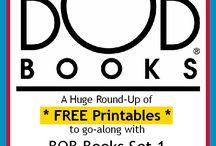 bob books work sheets