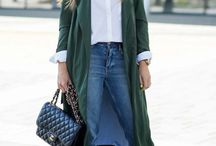 Trench Coats Fashion