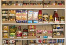 Dream- PANTRY / by Holly Brunson French