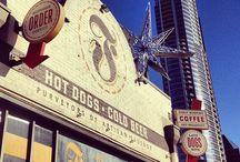 Austin / I left my heart in Austin / by Joyce Lee