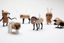 Art and craft: cork