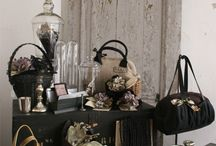 LOVELY DISPLAYS / I love to get inspired by lovely displays!!! / by Whatsoever Things Are Lovely!