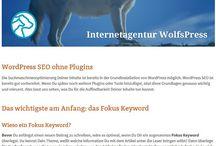 WordPress & Online Marketing