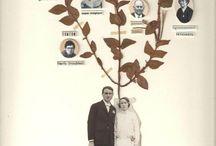 arbres de famille
