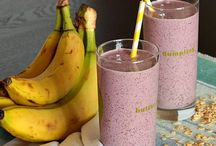 Smoothies / Smoothies for energy and weight loss.