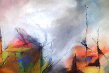 Abstrakt / O abstraktných obrazoch
