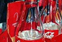 acrylic bottles