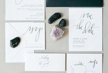 bryllups invitasjon