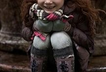 Little girls autumn/ winter fashion