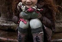 Little girls autumn/ winter fashion