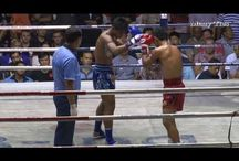 Thai Boxing: Southpaw Fighters