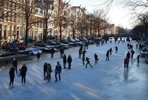 Amsterdam / Capital of the Netherlands! Beautiful city, rich in history and exquisite sightseeing. Amsterdam offers exciting and wonderful exploring every season! Obviously Be So Pure is proud to have an office here :)
