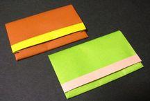 二つ折カードケース