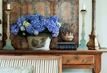 French Country / French country design, style, decorations, decor