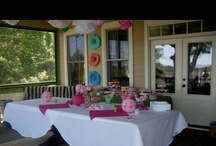 Party stuff / by Julie Coffman-Forton
