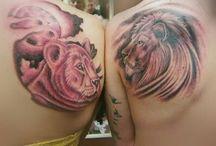 tattoos and artwork
