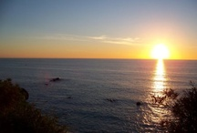 Sunset in Amantea / Sunset in Amantea - Grand Hotel La Tonnara