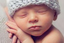✿ Crochet New Born hats ✿
