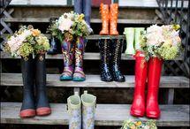 Rainy Wedding Day Ideas