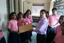 """ LAP- PALS "" / Distributions of Study Materials to our Children from our School Principal & Headmaster."