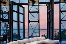 ventanales y puertas