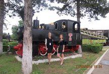Muzeul Locomotivelor cu abur - Sibiu