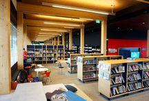Libraries - Melbourne