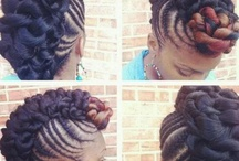 hair for me