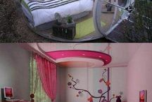 The bedroom blog / Loads of awesome beds