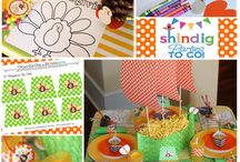 Thanksgiving Crafts  / by Tiffany O'Shields