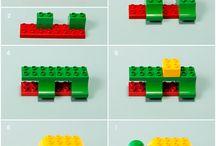 Lego skladanie