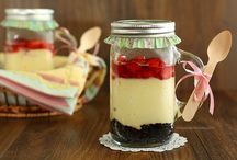 Desserts in jars / by Somerhalder2