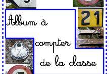 Album à compter